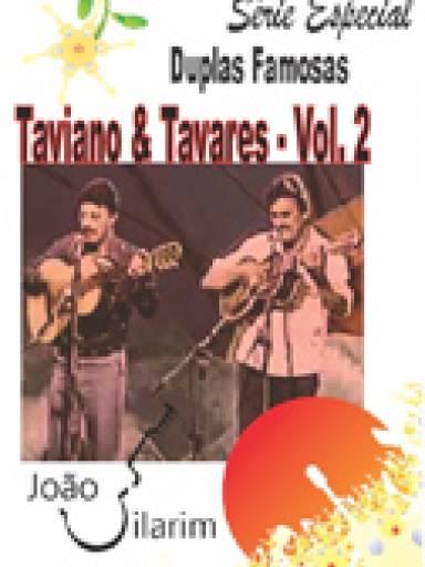 Série Duplas Famosas - Taviano e Tavares - Volume 02 - Com CD de áudio