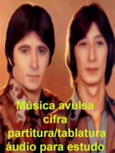 Música Da Saudade (Balada) - Gilberto e Gilmar