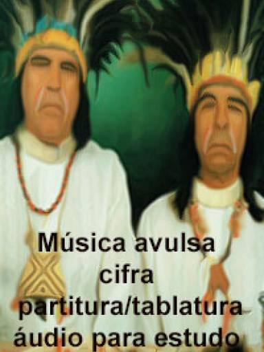 Revivendo Mato Grosso (Rasqueado) - Cacique e Pajé