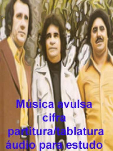 Barco De Papel (Música Ponteada) - Trio Parada Dura