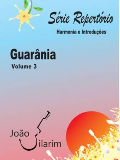Série Repertório - Volume 3 - Guarânia - Com CD de áudio para os solos.