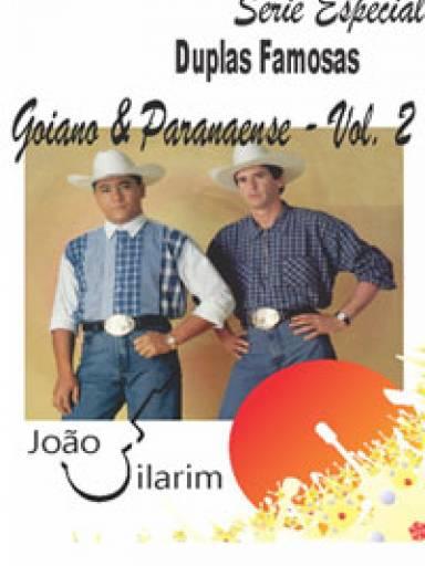 Série Duplas Famosas - Goiano e Paranaense - Volume 02 - Com CD de áudio para os solos.