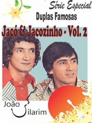 Série Duplas Famosas - Jacó e Jacozinho - Volume 02 - Com CD de áudio