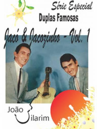 Série Duplas Famosas - Jacó e Jacozinho - Volume 01 - Com CD de áudio para os solos.