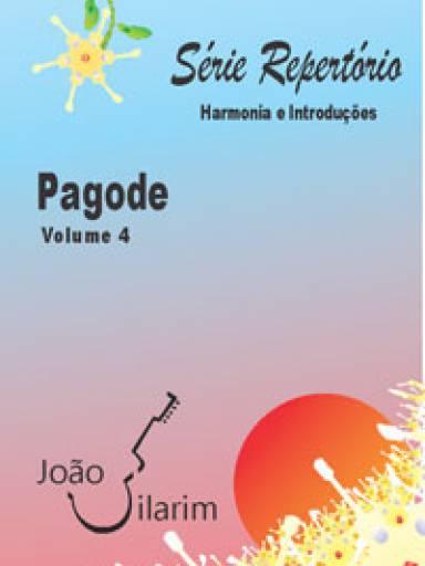 Série Repertório - Volume 4 - Pagode - Com CD de áudio para os solos.