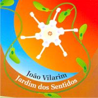 CD - Jardim dos Sentidos - João Vilarim